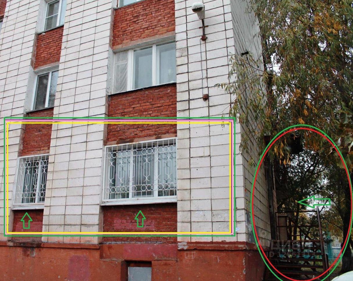 Отдельный вход в квартиру (жилое помещение) без перевода в нежилое 21