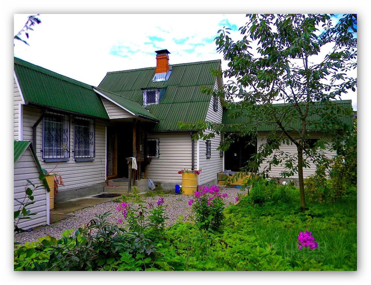 Загородные дома купить спб