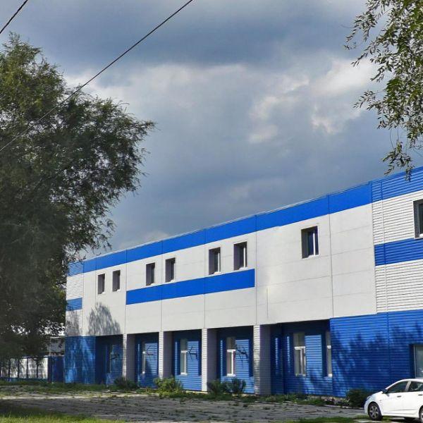 Отдельно стоящее здание на ул. Новозаводская, 25