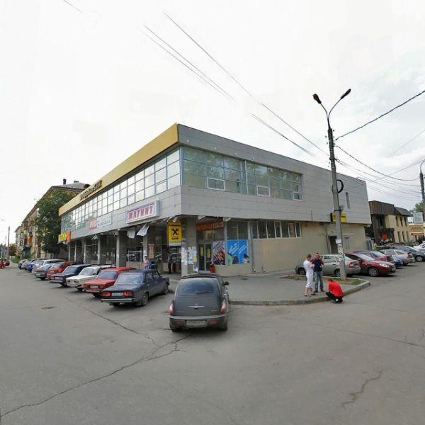 Административное здание на Молодежном бульваре, 6