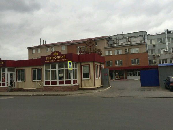 Отдельно стоящее здание на проезде Мальцева, 4