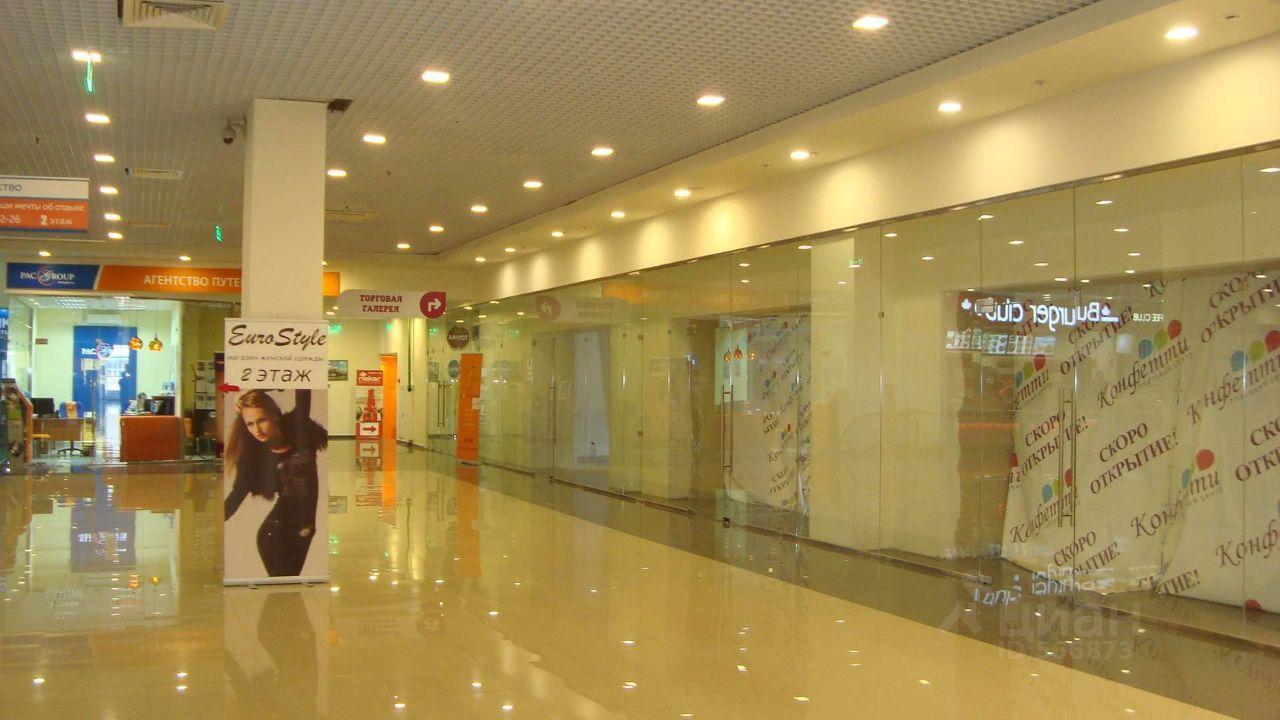 стоимость аренды в торговом центре