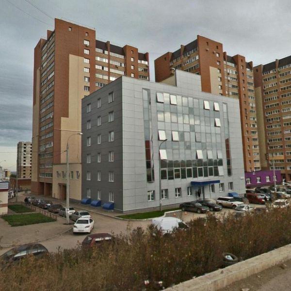 Бизнес-центр на ул. Карбышева, 61В