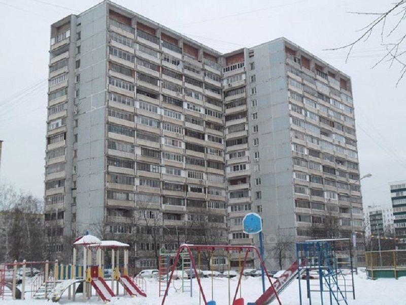 Типовой жилой дом серии ii-68-01/16.