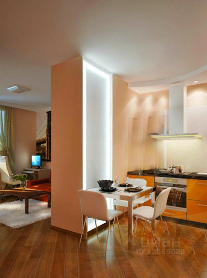 Дизайн кухни студии с аркой фото дизайн кухни - фото, описан.
