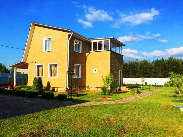 предложения купить дом в заречье киржачского района Новомосковске примерно такой